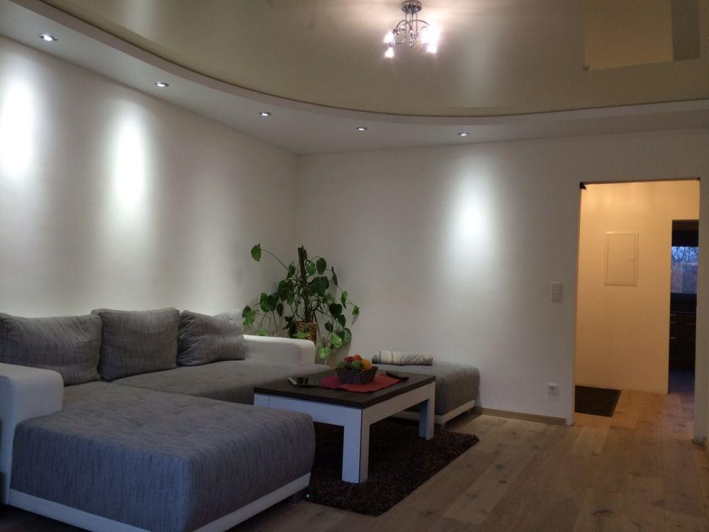 Spanndecke Wohnzimmer Nürnberg, Fürth, Erlangen